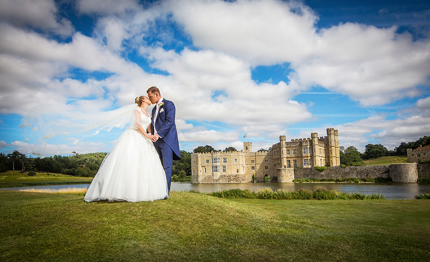 7 Castle Wedding Venues For A Fairy-Tale Wedding - Leeds Castle | CHWV