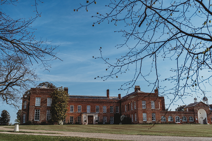 15 Country House Wedding Venues You Have To See - Braxted Park | CHWV