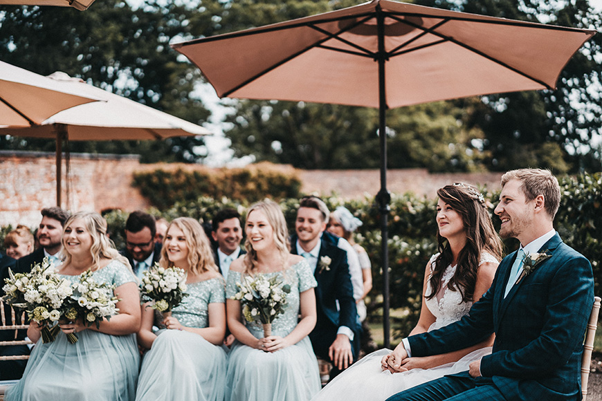 13 Ways To Have a Relaxed Wedding Day - Small but perfectly formed | CHWV