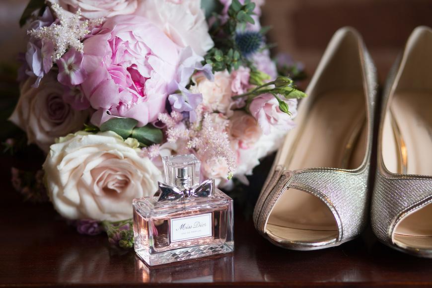 The Best Spring Wedding Ideas - Narcissus wedding flowers | CHWV