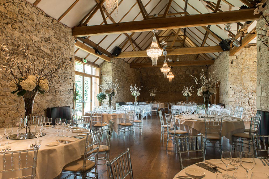7 Venues For A Winter Wedding - Notley Abbey | CHWV