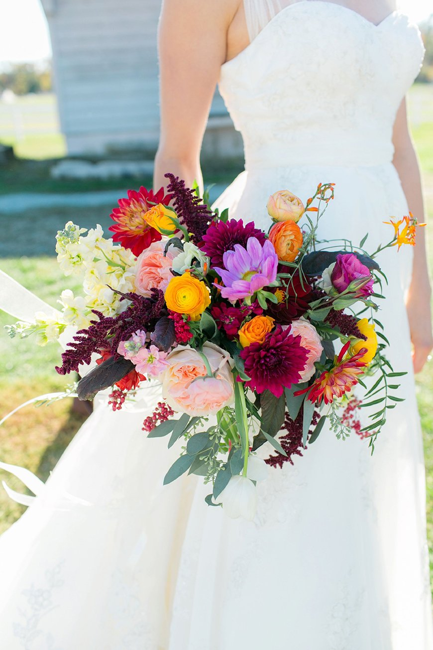 All-Out Halloween Wedding Ideas | CHWV