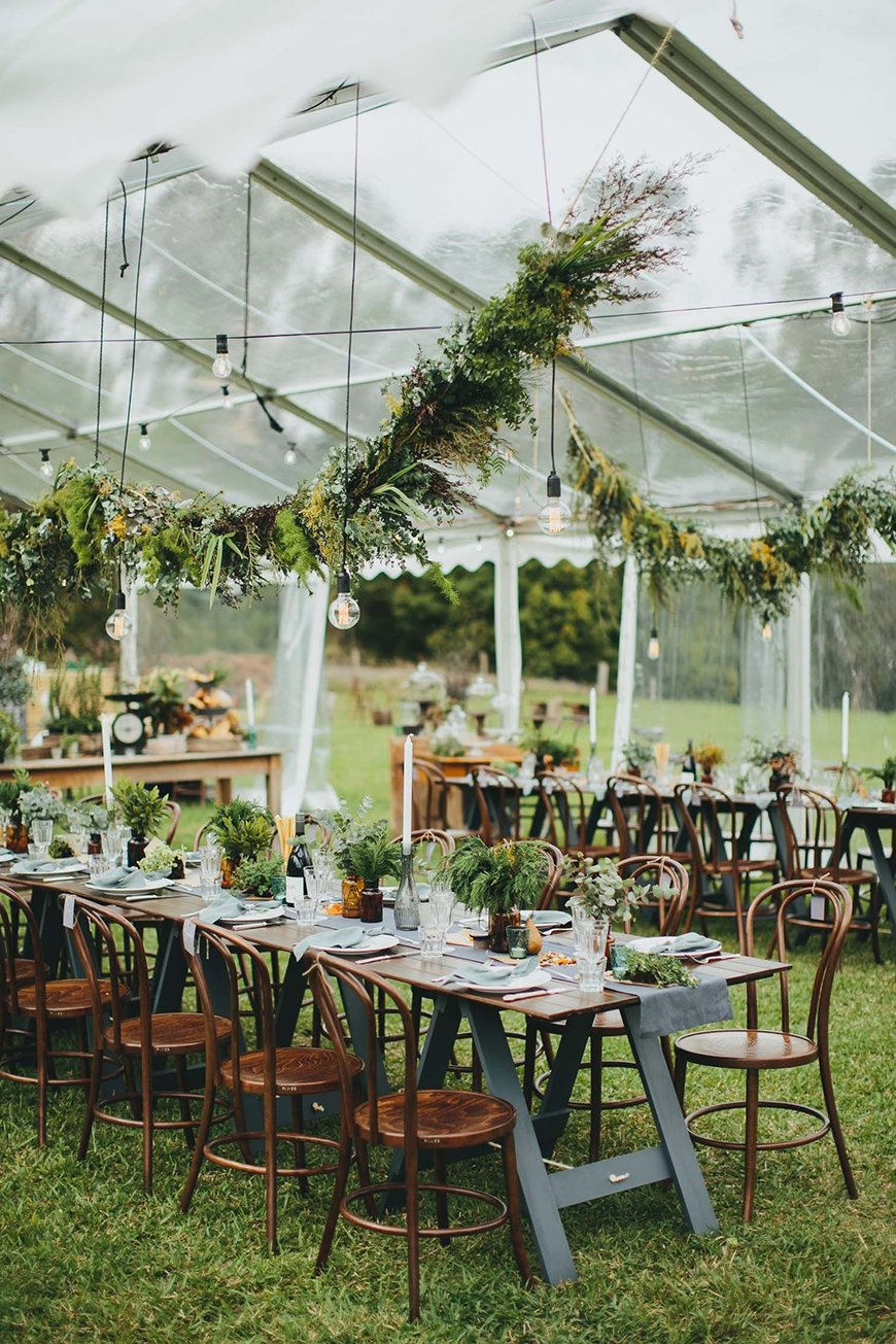 17 Ways To Have a Festival Wedding Theme - New heights | CHWV