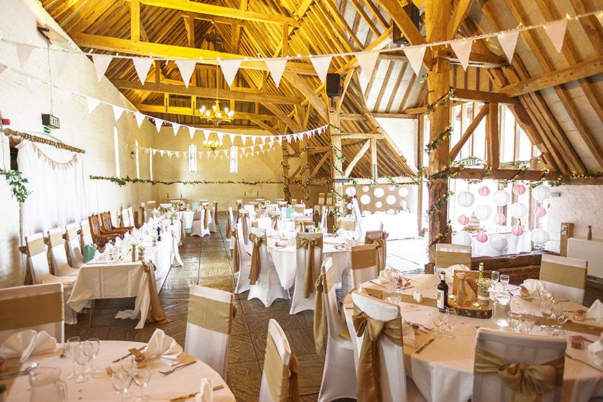 7 Beautiful Berkshire Wedding Venues - Ufton Court | CHWV
