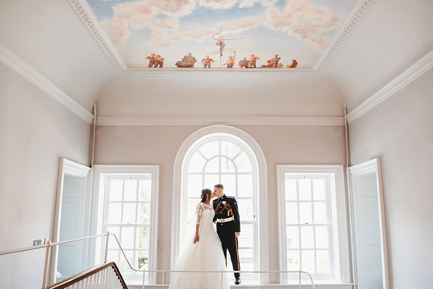14 Unmissable Manor House Wedding Venues - Pelham House | CHWV