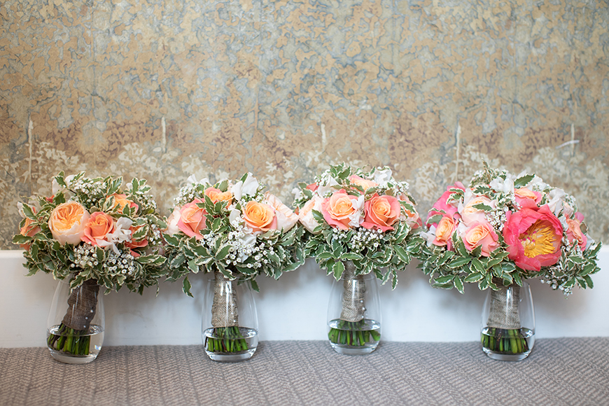 The Best Spring Wedding Ideas - Just peachy | CHWV