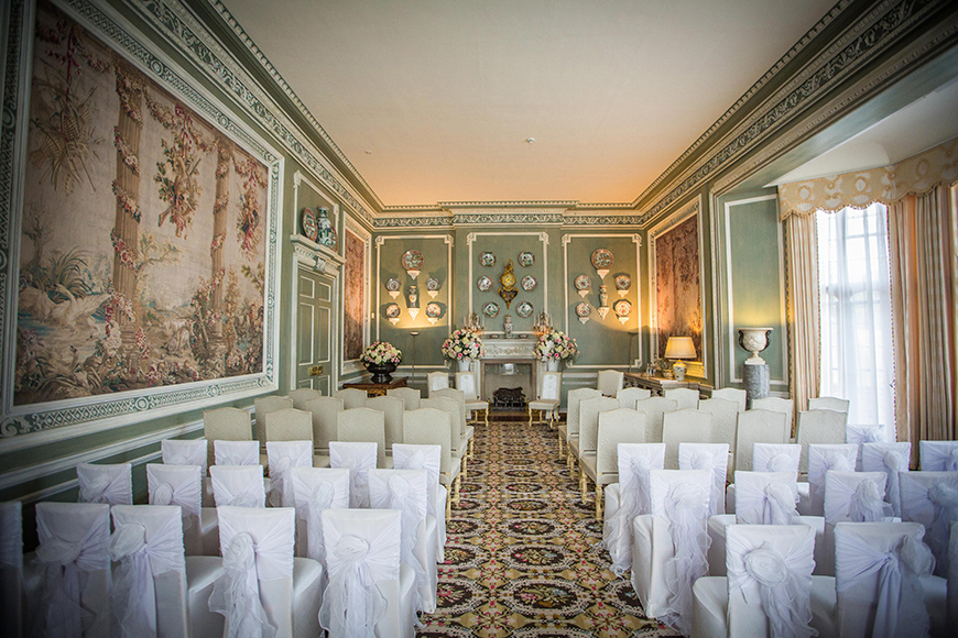 7 Venues For A Winter Wedding - Leeds Castle | CHWV