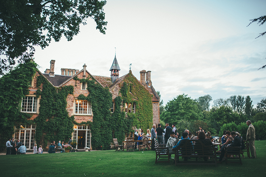 9 Amazing All-In-One Wedding Venues - Maunsel House | CHWV