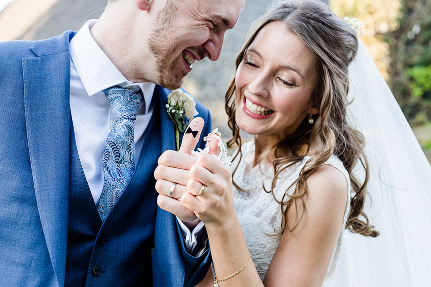 How To Have a Stress-Free Wedding - Suit yourself | CHWV