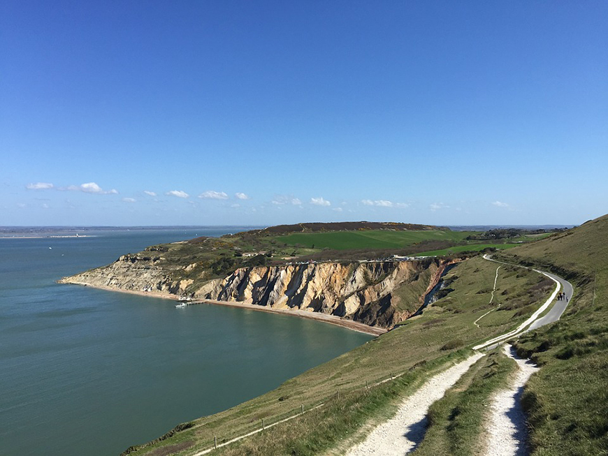 5 Beautiful Staycation Honeymoon Locations - Isle of Wight | CHWV