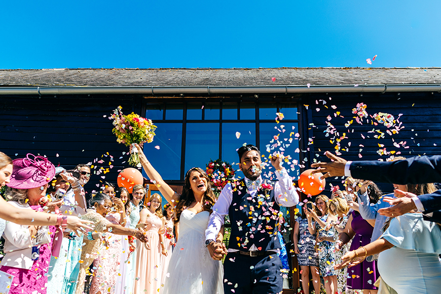 Top Wedding Tips From Real Couples - Upwaltham Barns | CHWV