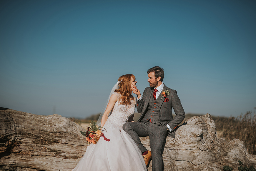 The Best Autumn Wedding Style - Autumn groom | CHWV