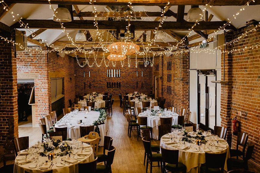 7 Beautiful Berkshire Wedding Venues - Wasing Park | CHWV