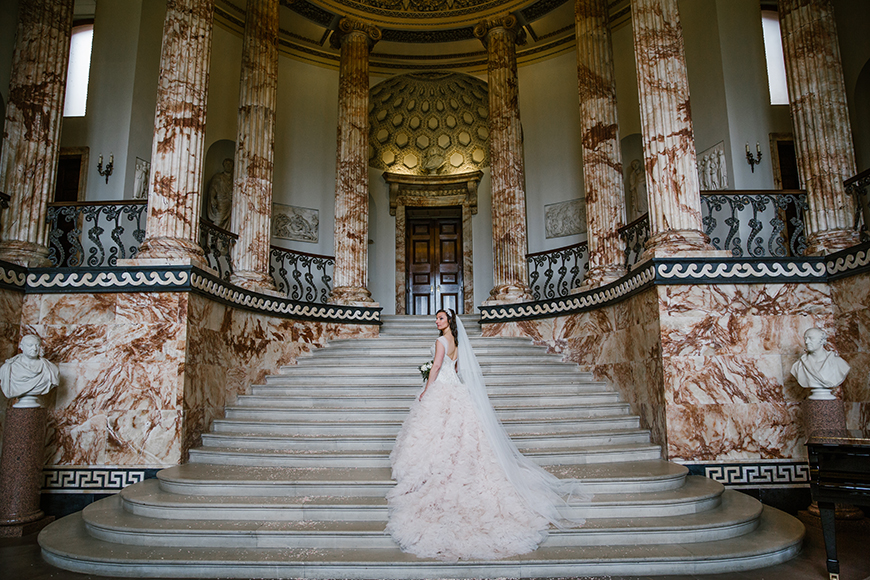15 Country House Wedding Venues You Have To See - Holkham Hall | CHWV