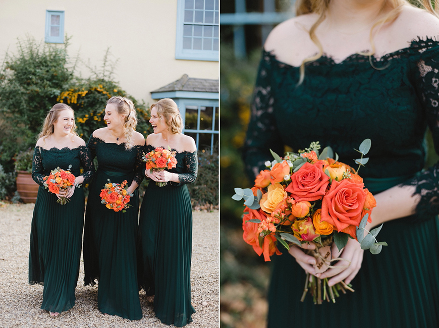 Autumn Colour Schemes: Orange - The flowers | CHWV
