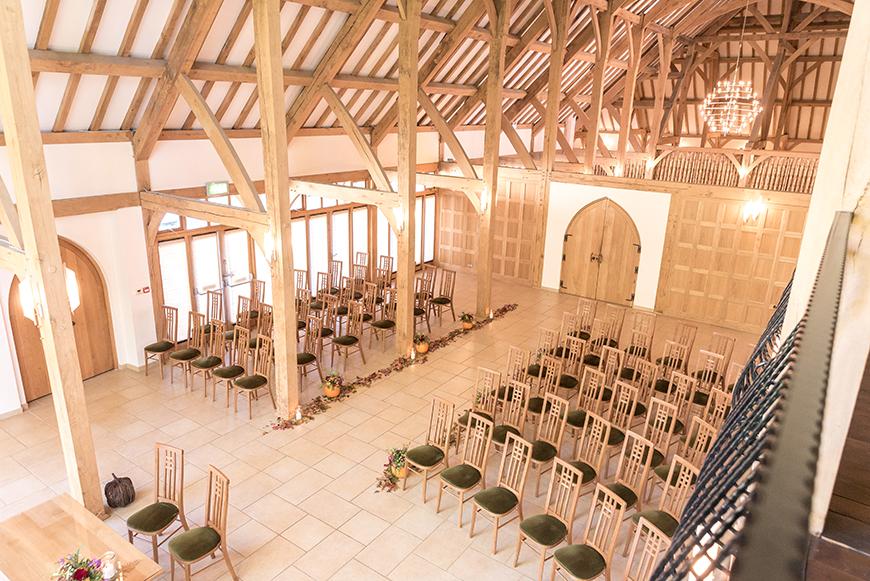 7 Beautiful Berkshire Wedding Venues - Rivervale Barn | CHWV