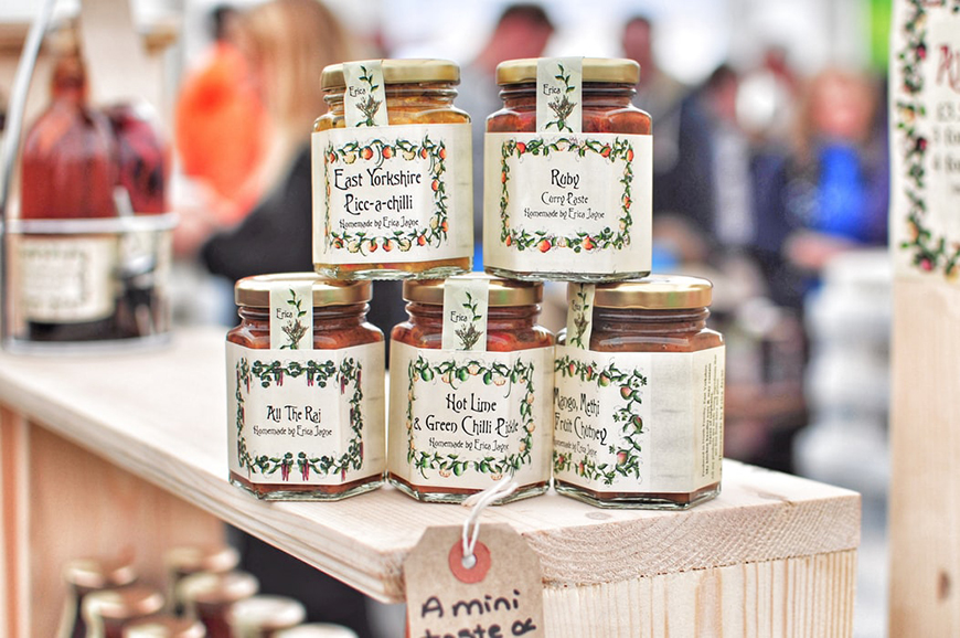 Eco-Friendly Wedding Favours - Preserves | CHWV