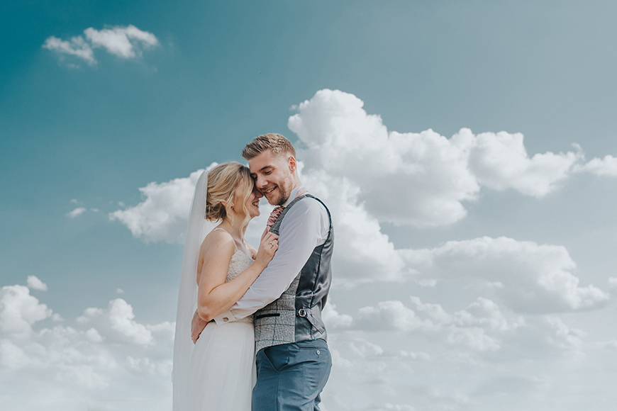 13 Ways To Have a Relaxed Wedding Day - Follow your hearts | CHWV