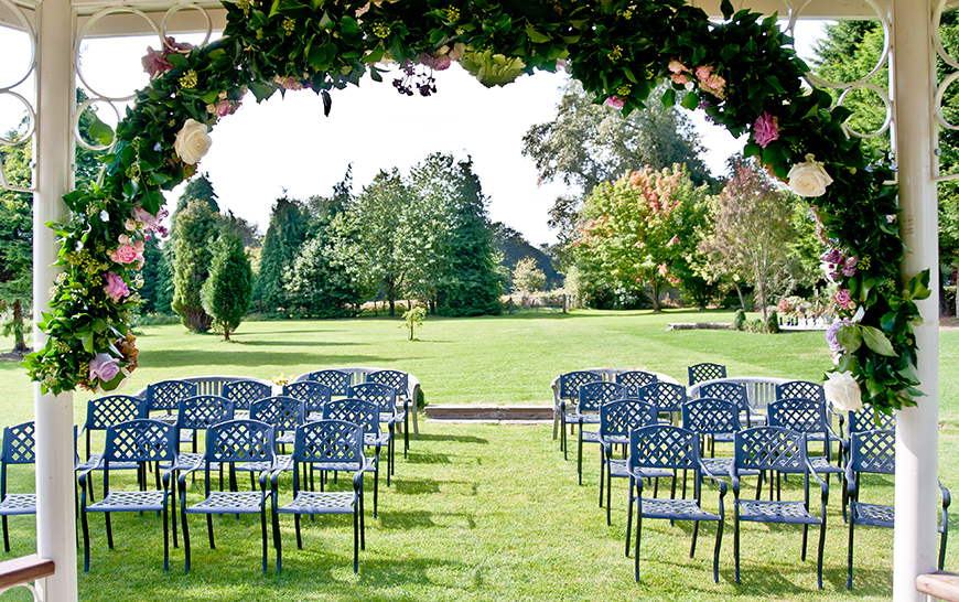 9 Amazing All-In-One Wedding Venues - Lemore Manor | CHWV