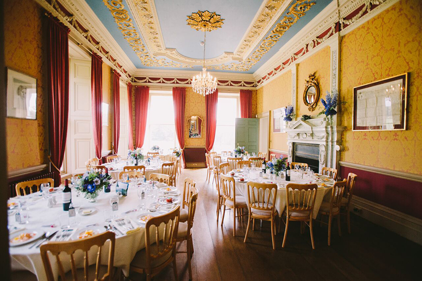 15 Country House Wedding Venues You Have To See - Crowcombe Court | CHWV