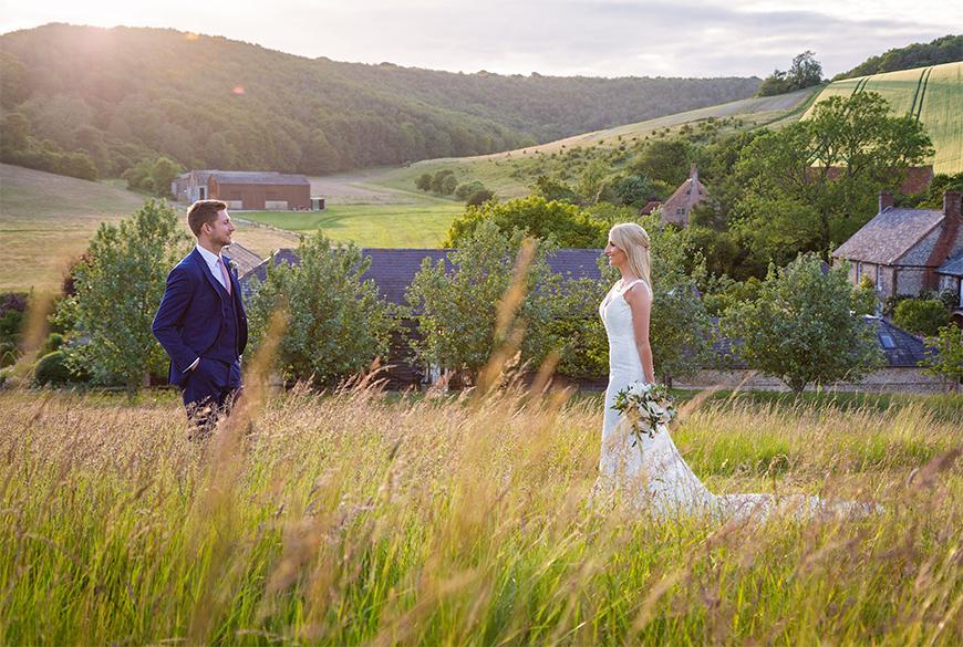 The Best Spring Wedding Ideas - Rural charm | CHWV