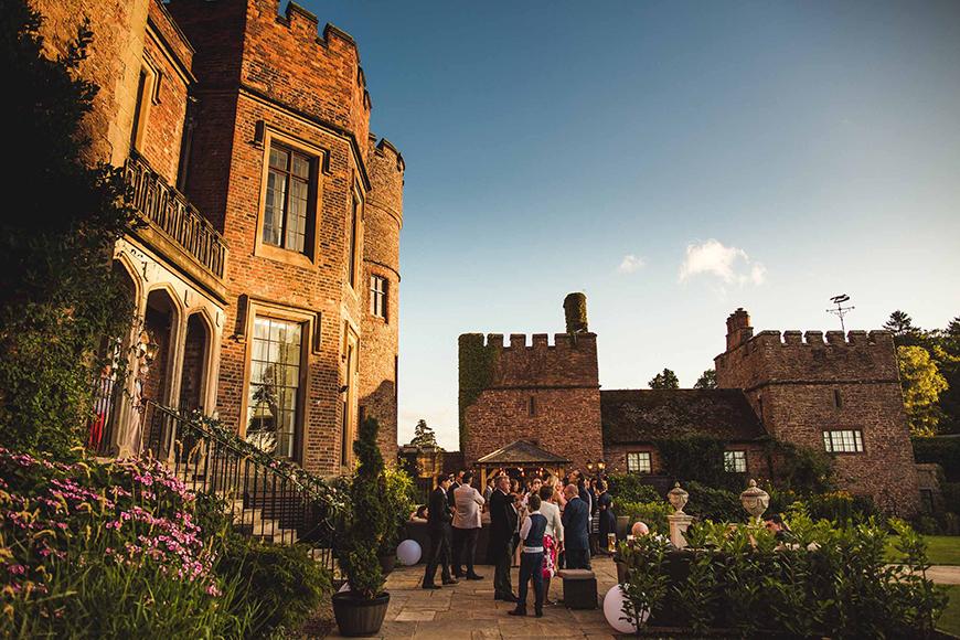 7 Castle Wedding Venues For A Fairy-Tale Wedding - Rowton Castle | CHWV