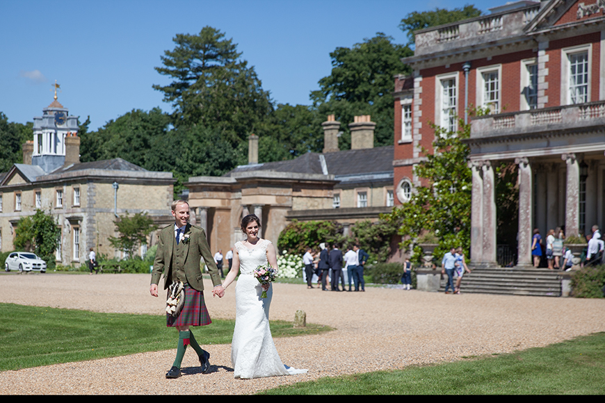 15 Country House Wedding Venues You Have To See - Weston Park | CHWV