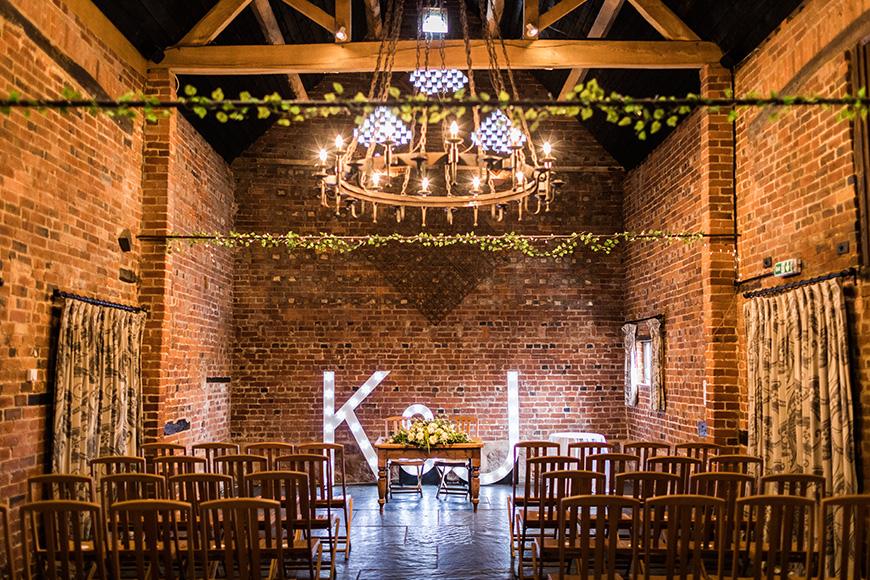 11 Barn Wedding Venues For A Rustic Wedding - Curradine Barns | CHWV