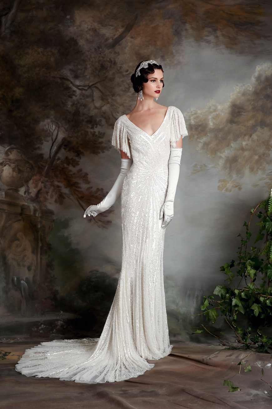 Wedding Style Through The Decades - Pre-war wedding style | CHWV
