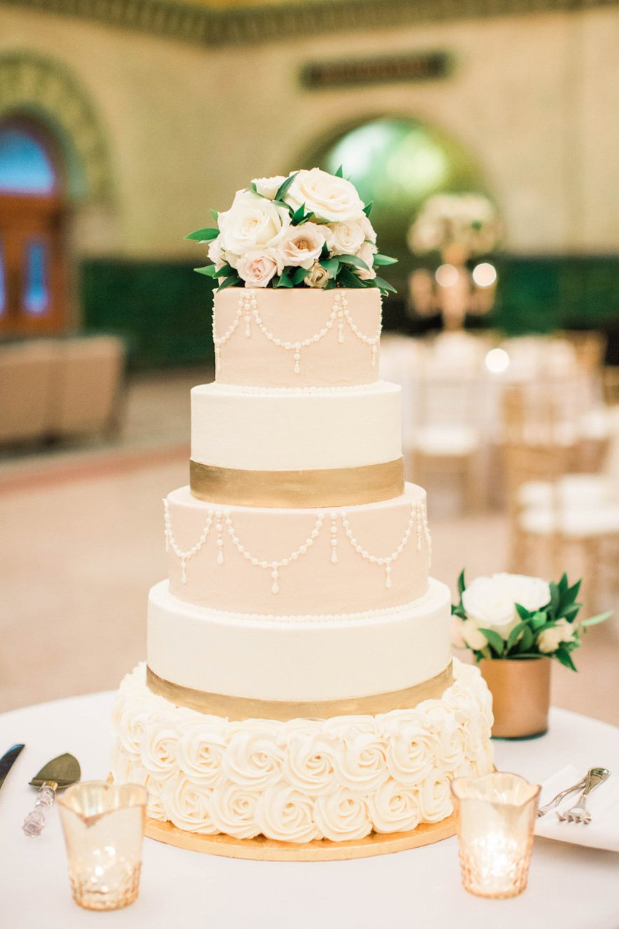 A-Z of Wedding Cakes - Achievable | CHWV