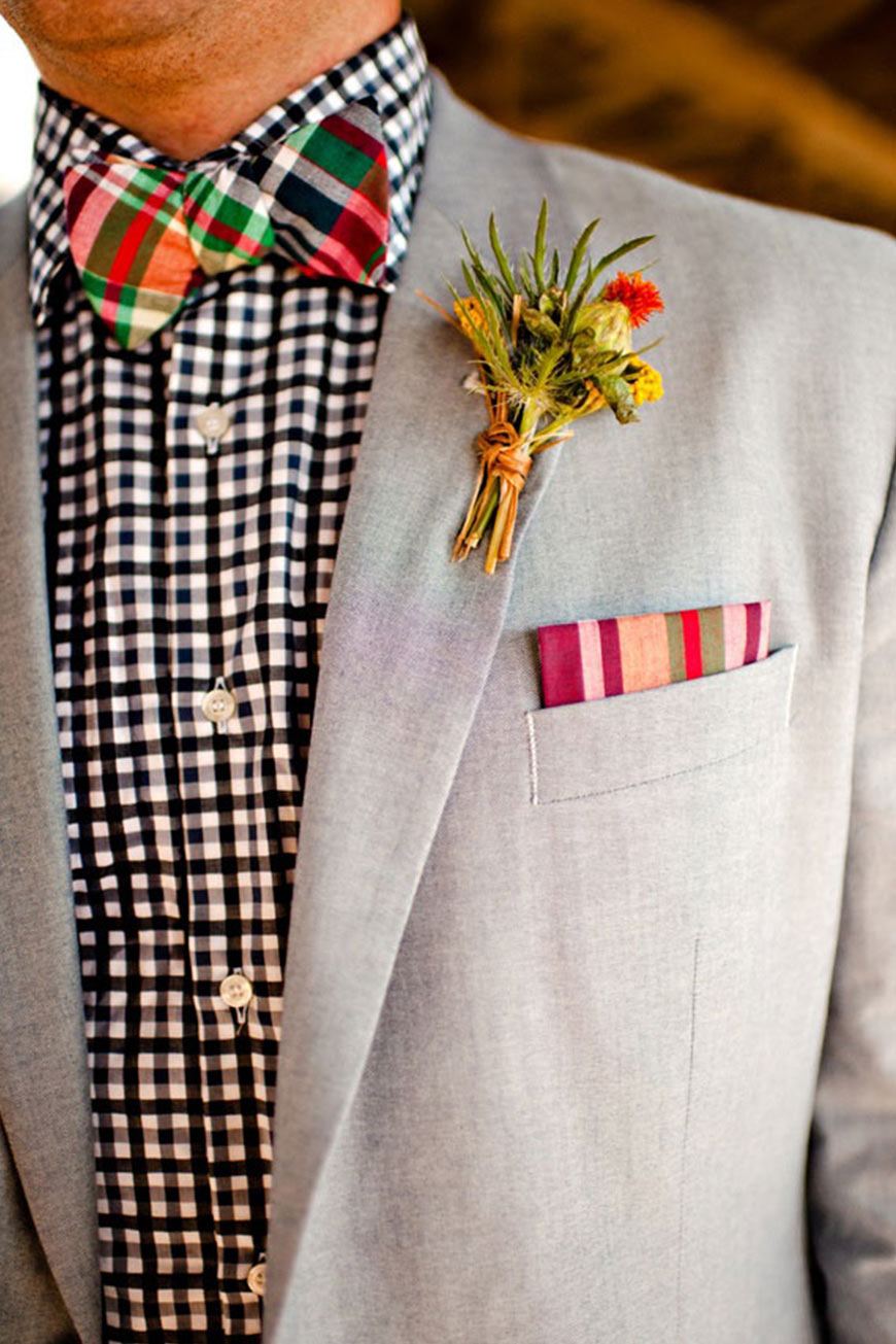 How To Nail That Country Groom Style - Rustic wedding style   CHWV