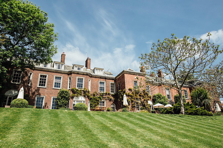 A First Look at 4 Brand-New Wedding Venues - Pelham House | CHWV