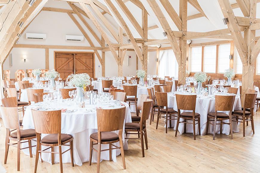 Budget-Friendly Wedding Venues For 2019 - Bassmead Manor Barns | CHWV