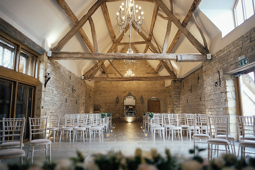 9 Contemporary Wedding Venues For An Unforgettable Day - Blackwell Grange | CHWV