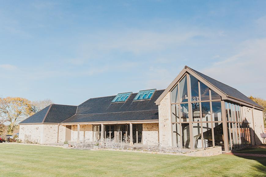 9 Spectacular Spring Wedding Venues - Blackwell Grange | CHWV