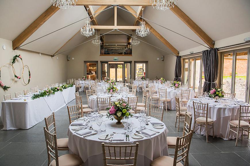 8 Wonderful Wedding Venues In Warwickshire - Blackwell Grange | CHWV