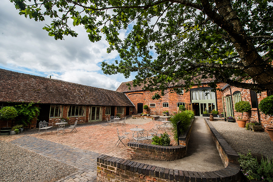 11 Barn Wedding Venues For An Autumn Wedding - Curradine Barns | CHWV