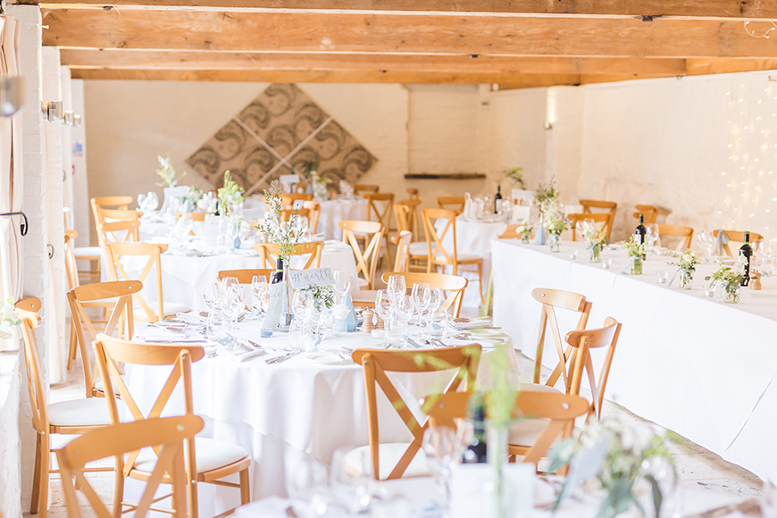 11 Irresistible Intimate Wedding Venues - Curradine Barns | CHWV