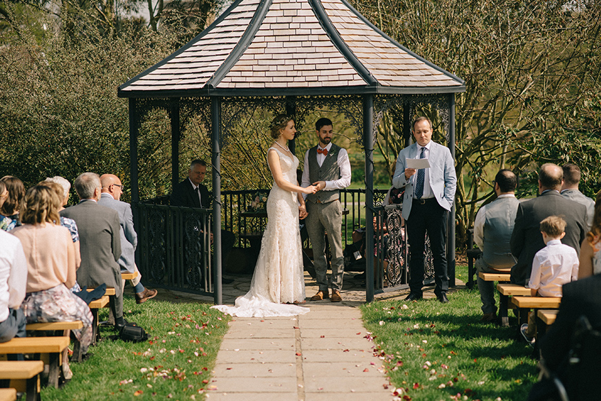 12 Outside Wedding Venues To Fall In Love With - Curradine Barns   CHWV