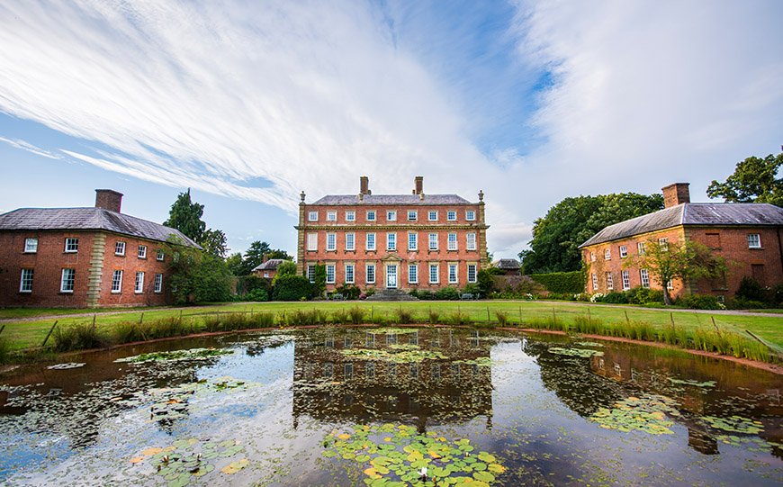 9 Magnificent Manor House Wedding Venues You Won't Want To Miss - Davenport House | CHWV