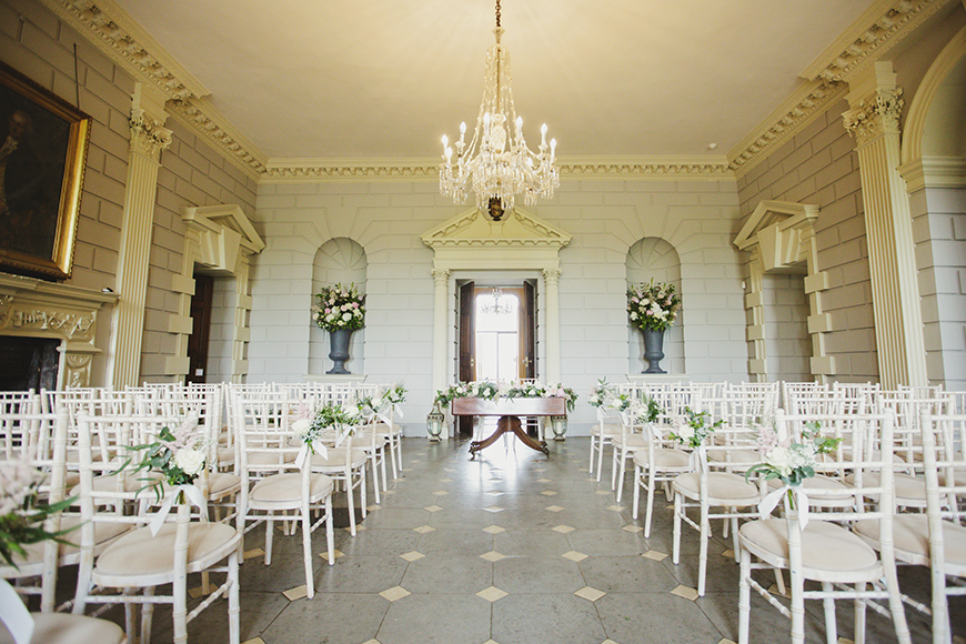 How To Match Your Look To Your Wedding Venue - Davenport House | CHWV