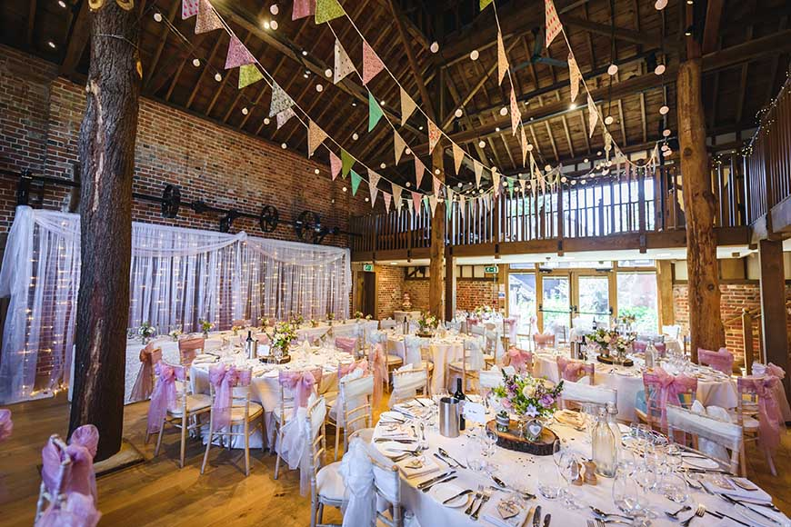 16 Unmissable Wedding Venue Offers - Gaynes Park | CHWV