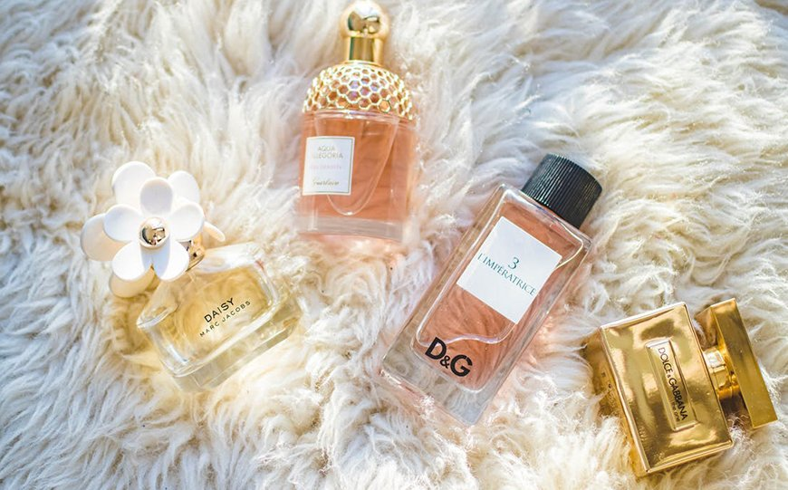 How To Choose Your Wedding Perfume | CHWV