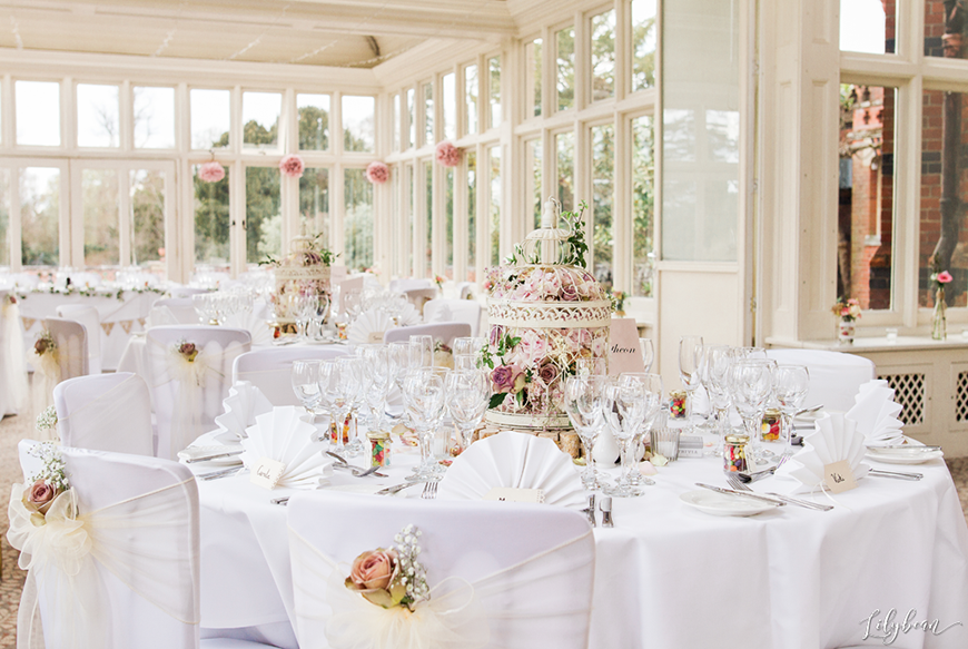 7 Beautiful Berkshire Wedding Venues - The Elvetham | CHWV