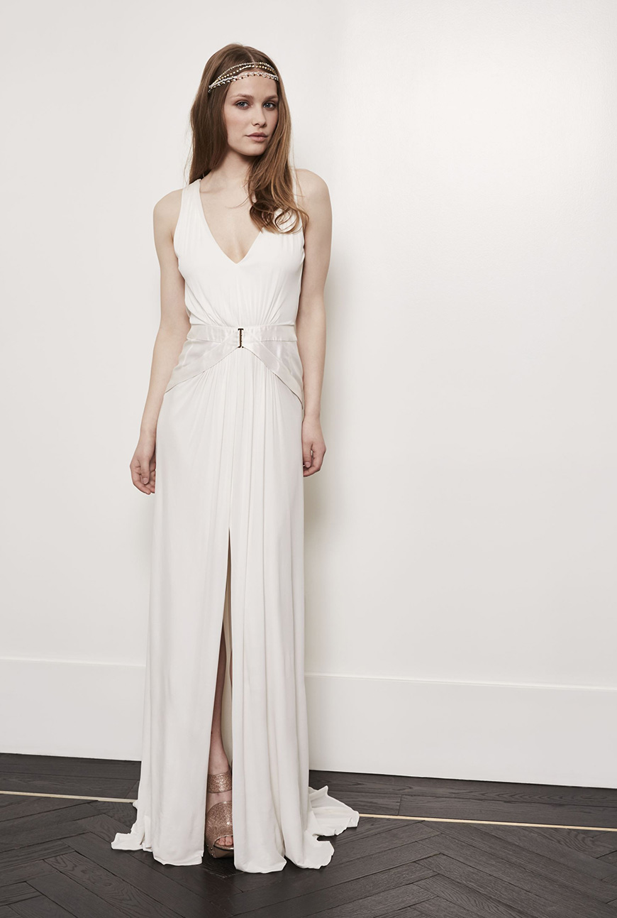 A Closer Look At Amanda Wakeley Wedding Dresses   Alexis | CHWV