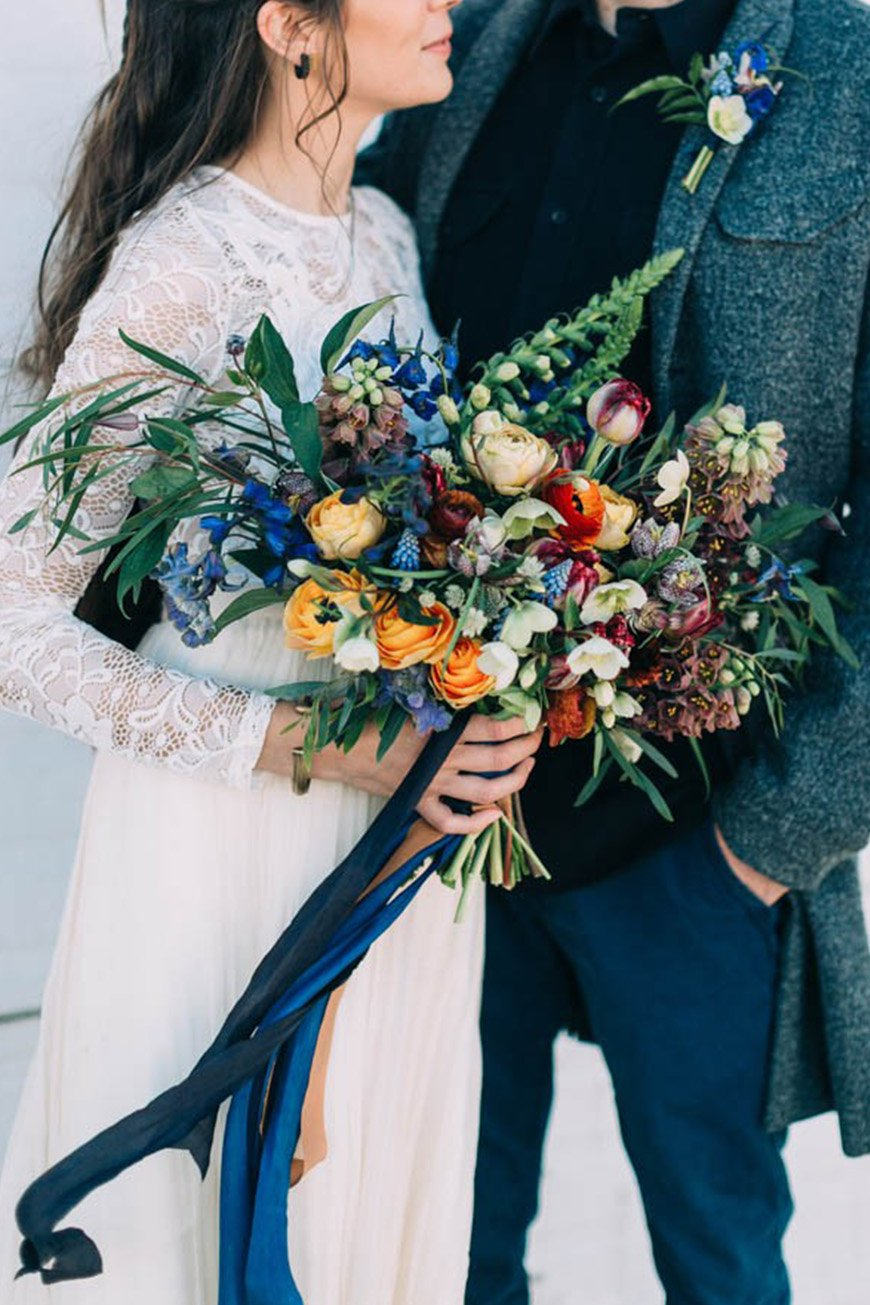 Wedding Flowers In Season: October Wedding Flowers | CHWV