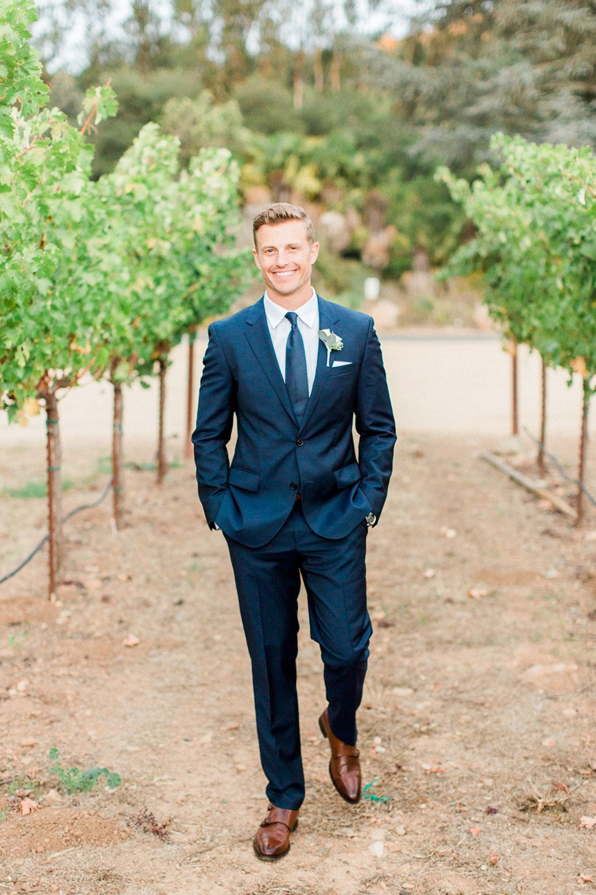 Groom Style Guide – What Shoes To Wear? - Coloured suits | CHWV