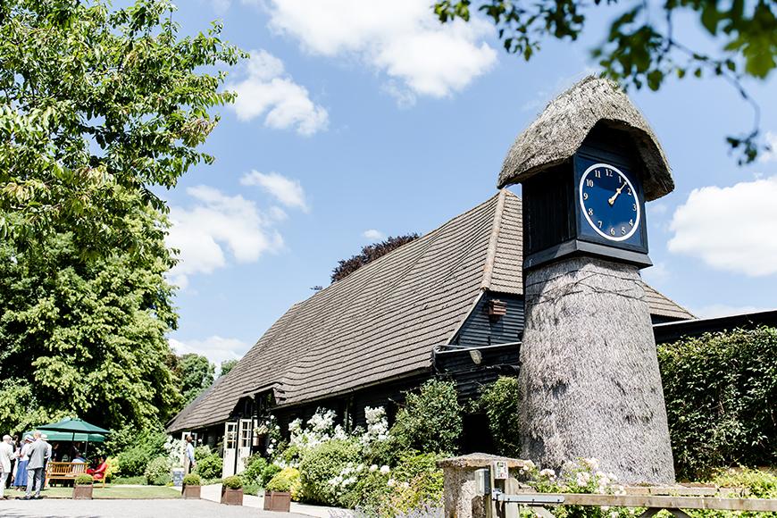 7 Beautiful Berkshire Wedding Venues - Clock Barn | CHWV