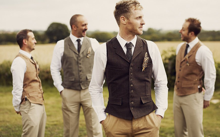 How To Nail That Country Groom Style - Finishing touches | CHWV