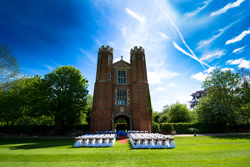 9 Must-See Essex Wedding Venues - Leez Priory | CHWV